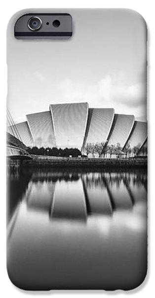 Armadillo Glasgow Scotland iPhone Case by John Farnan
