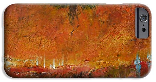 Michael iPhone Cases - Armageddon iPhone Case by Michael Creese