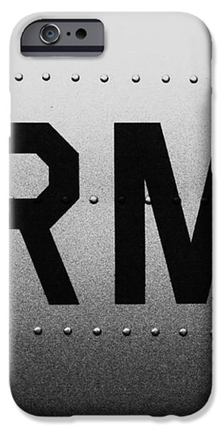 Army Strong iPhone Case by Benjamin Yeager