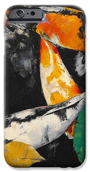 Around and About iPhone Case by Michael Creese