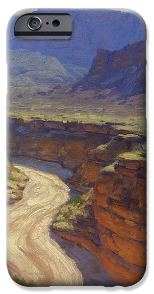 Recently Sold -  - Grand Canyon iPhone Cases - Around the Bend iPhone Case by Cody DeLong