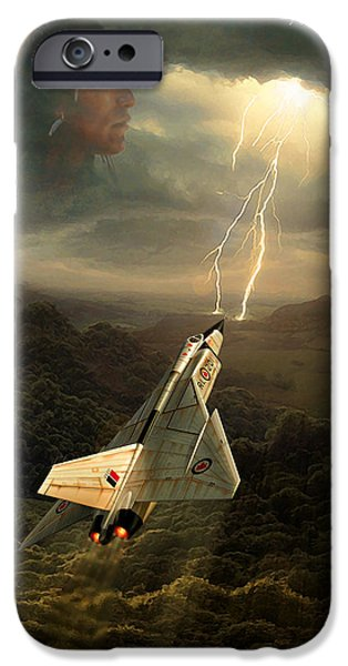 Wwi iPhone Cases - Arrow iPhone Case by Peter Van Stigt
