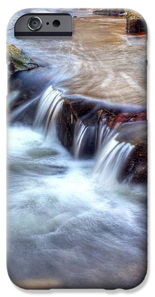Art for Crohn's HDR Fall Creek iPhone Case by Tim Buisman