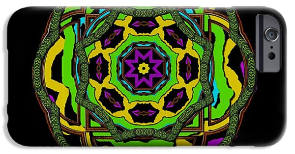 Popular iPhone Cases - Art4 iPhone Case by Pepita Selles