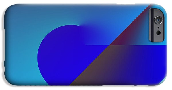 Asymmetrical iPhone Cases - Articulate  iPhone Case by Bob RL Evans