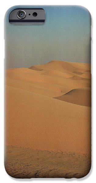 Shape iPhone Cases - As Change Comes iPhone Case by Laurie Search
