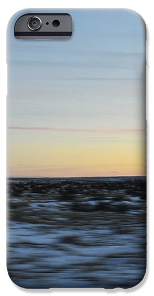 As time flies by iPhone Case by Meandering Photography