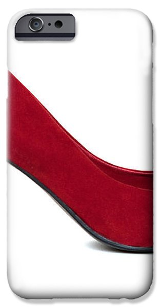 AShoe - Bless you iPhone Case by Natalie Kinnear