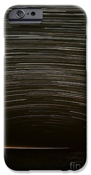 Assateague Star Trails iPhone Case by Benjamin Reed