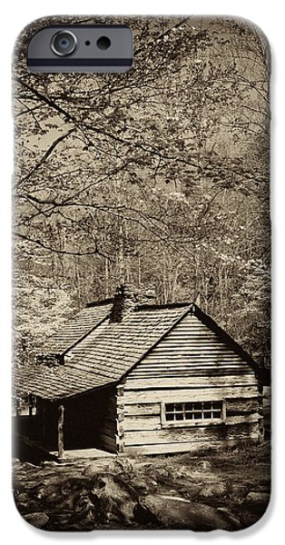 At Home in the Appalachian Mountains iPhone Case by Paul W Faust -  Impressions of Light