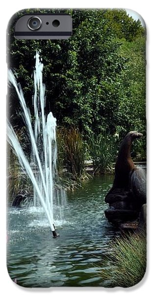 At the Zoo iPhone Case by Marty Koch