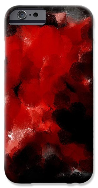 Sick Drawings iPhone Cases - Auction F W 134  iPhone Case by Sir Josef Putsche