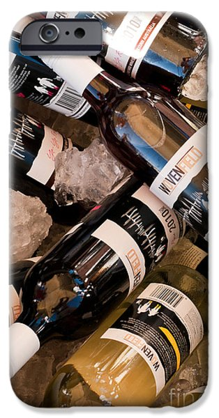 Ice Wine iPhone Cases - Australian Wine iPhone Case by Rick Piper Photography