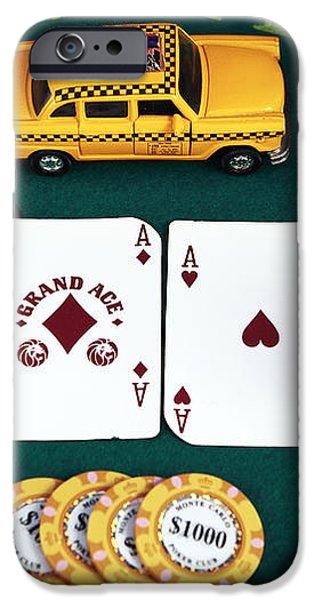 Auto Club iPhone Case by John Rizzuto
