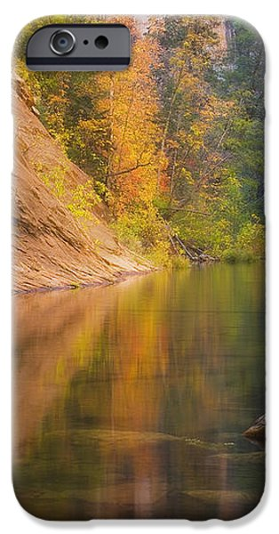 Autumn Bliss iPhone Case by Peter Coskun