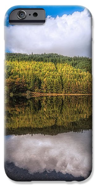 Autumn Clouds iPhone Case by Adrian Evans