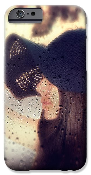 autumn dream iPhone Case by Stylianos Kleanthous