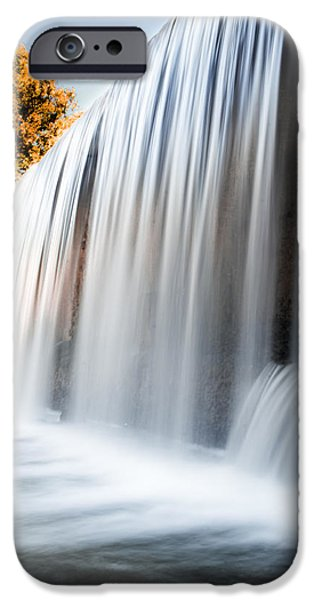 Autumn iPhone Cases - Autumn Falls iPhone Case by Shelby  Young
