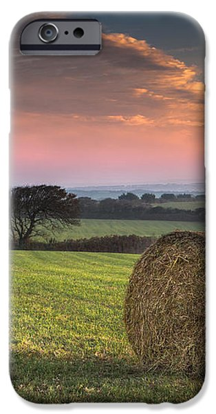 Autumn in Cornwall iPhone Case by Christine Smart
