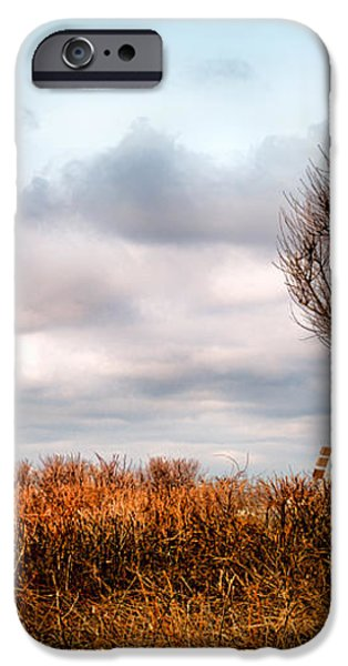 Autumn In Maine iPhone Case by Bob Orsillo