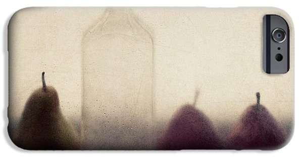 Pear iPhone Cases - Autumn Light iPhone Case by Amy Weiss