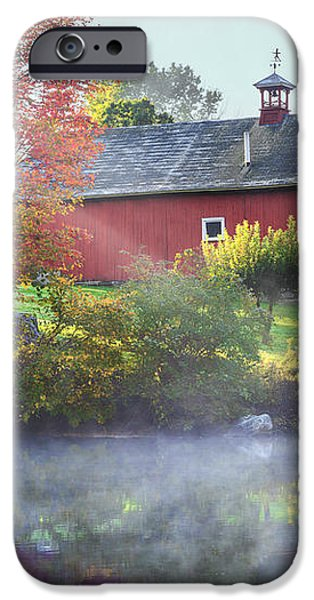 Autumn Morn iPhone Case by Bill  Wakeley