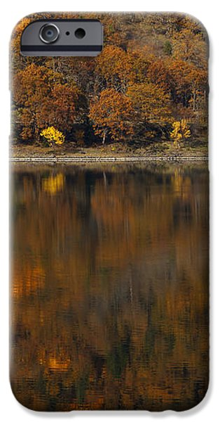 Autumn Reflections iPhone Case by Mike  Dawson