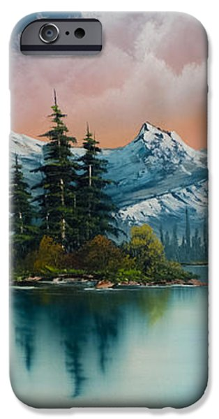 Autumn's Glow iPhone Case by C Steele