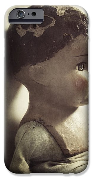Innocence Photographs iPhone Cases - Ava iPhone Case by Amy Weiss