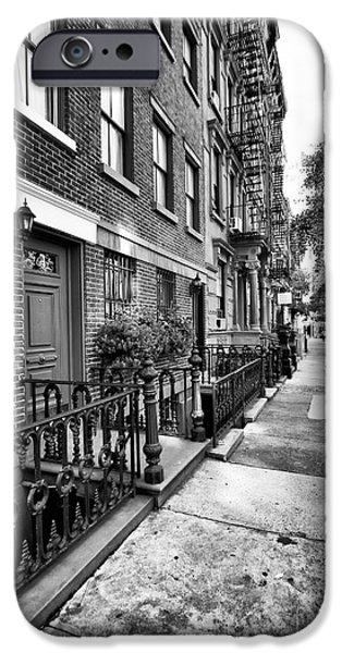 Interior Scene iPhone Cases - Avenue Walk iPhone Case by John Rizzuto