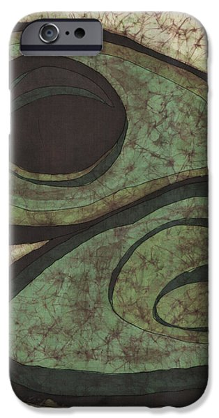 Food And Beverage Tapestries - Textiles iPhone Cases - Avocado iPhone Case by Kevin Houchin