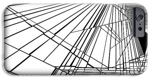 Virtual iPhone Cases - Awaiting iPhone Case by Douglas Christian Larsen