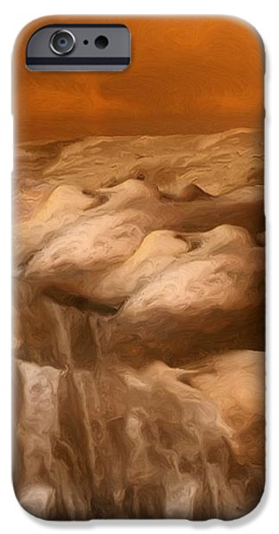 Awaken iPhone Case by Jack Zulli