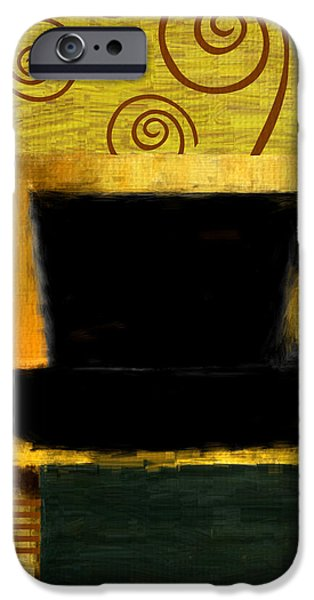 Awakening iPhone Case by Lourry Legarde
