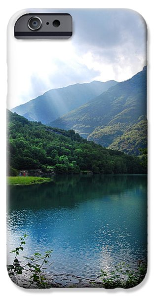 Recently Sold -  - River iPhone Cases - Awakening morning sun  iPhone Case by Gina Dsgn