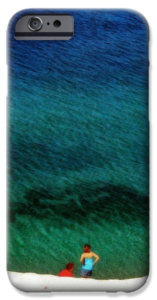 Beautiful Vistas iPhone Cases - Awesome Vista iPhone Case by Michelle Calkins
