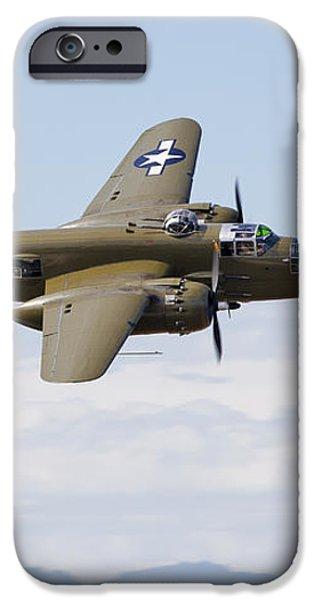 B-25J Mitchell iPhone Case by Ross Murphy