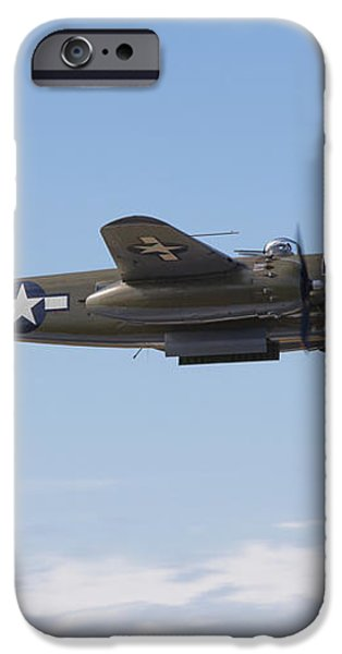 B-25J iPhone Case by Ross Murphy