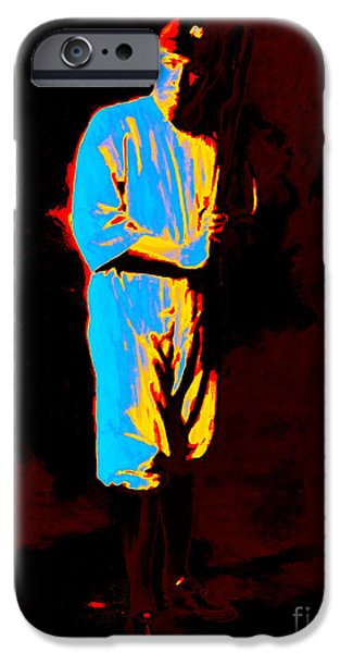 Babe 20130213 iPhone Case by Wingsdomain Art and Photography