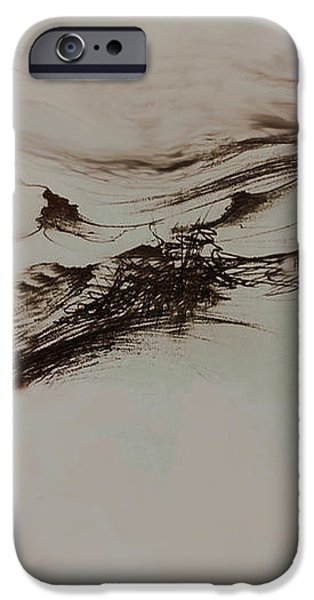 Babylon iPhone Case by Rachel Christine Nowicki
