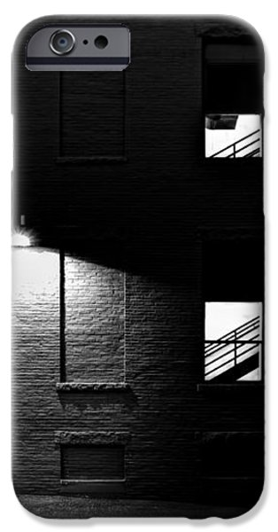 Back Alley 330AM iPhone Case by Bob Orsillo