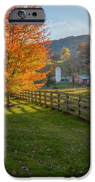 Back Roads iPhone Case by Bill  Wakeley