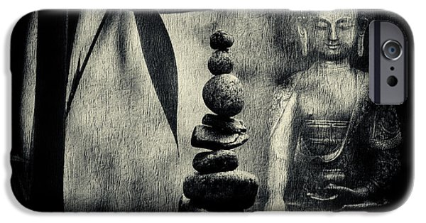 Innocence Photographs iPhone Cases - Balance iPhone Case by Tim Gainey