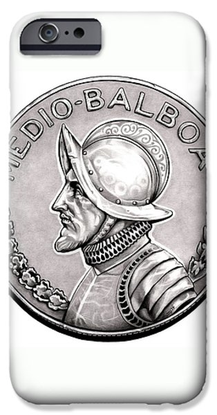 Balboa iPhone Case by Fred Larucci