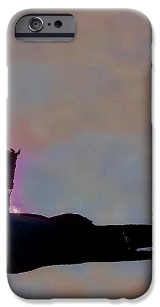 Ballerina On Point iPhone Case by Tom Gari Gallery-Three-Photography