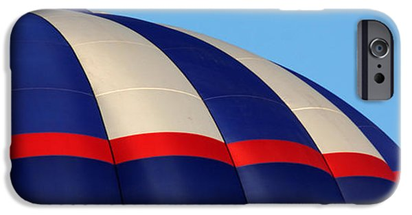 Hot Air Balloon iPhone Cases - Balloon-9934-13 iPhone Case by Gary Gingrich Galleries
