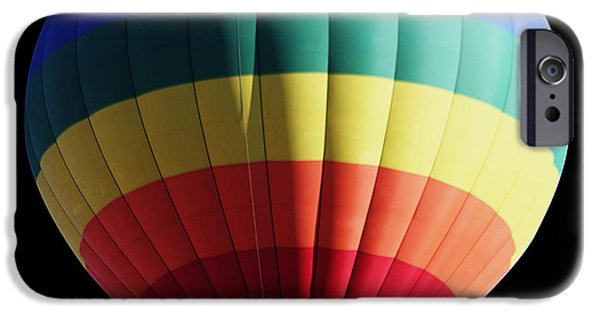 Hot Air Balloon iPhone Cases - Balloon iPhone Case by Cheryl Young