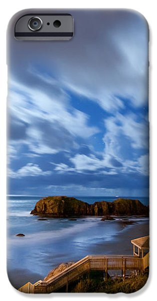 Bandon Nightlife iPhone Case by Darren  White