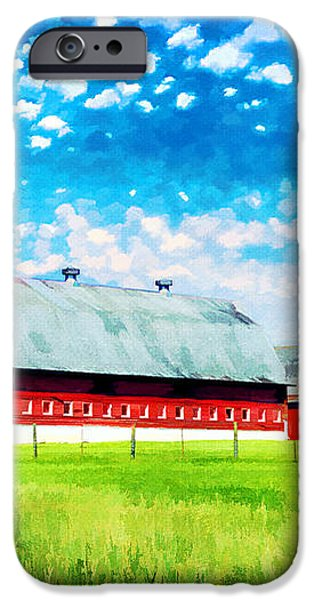 Bardstown Kentucky iPhone Case by Darren Fisher
