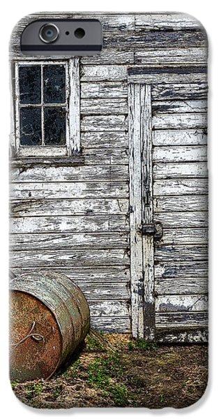 Barn Door iPhone Case by Armando Picciotto